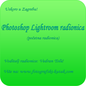 Lightroom pocetna